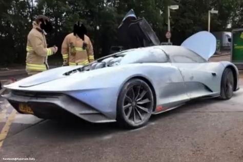 McLaren Speedtail: Drama um neues Hypercar