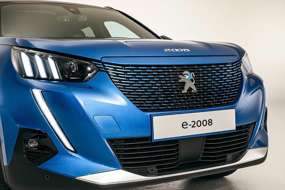 Bilder Peugeot 2008 II (2019)
