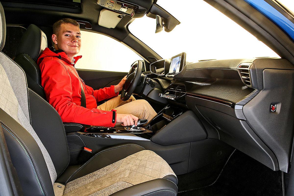 Peugeot 2008 II (2019) 25