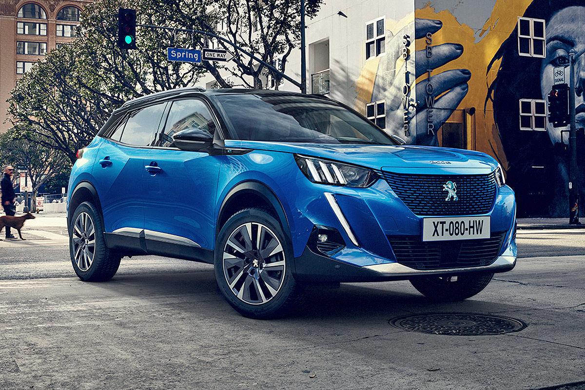 Peugeot 2008 II (2019) 10