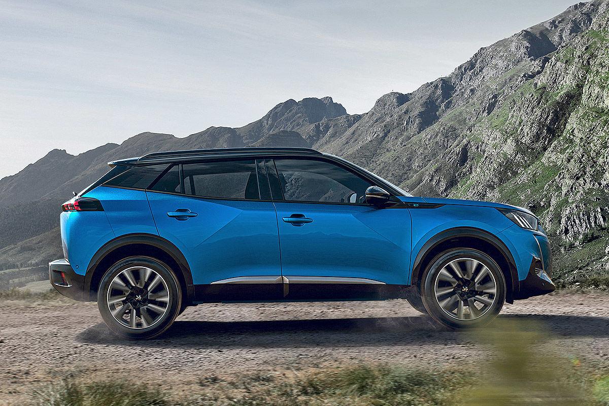 Peugeot 2008 II (2019) 9