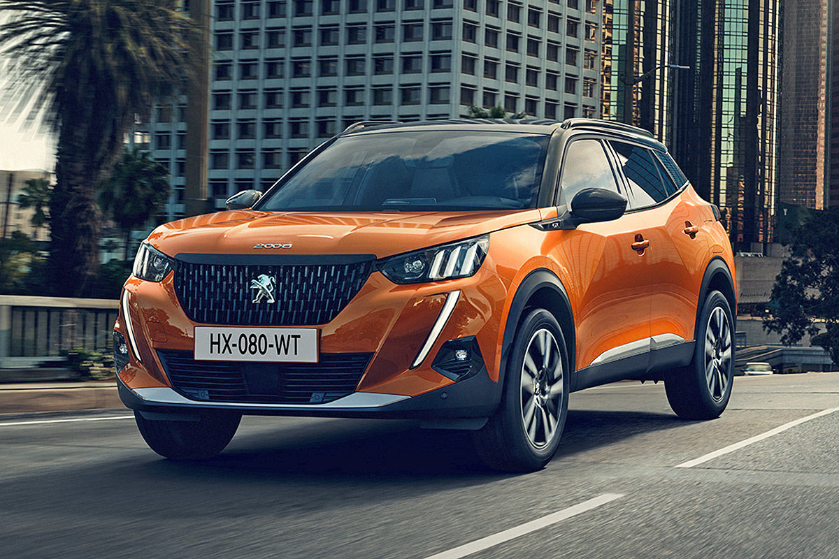 Peugeot 2008 II (2019) 5