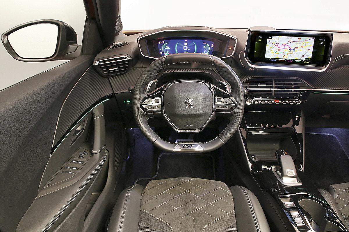 Peugeot 2008 II (2019) 20