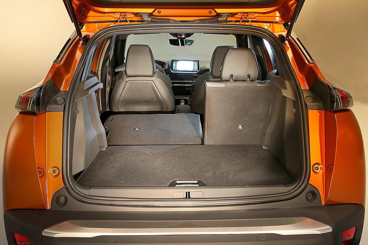 Peugeot 2008 II (2019) 21