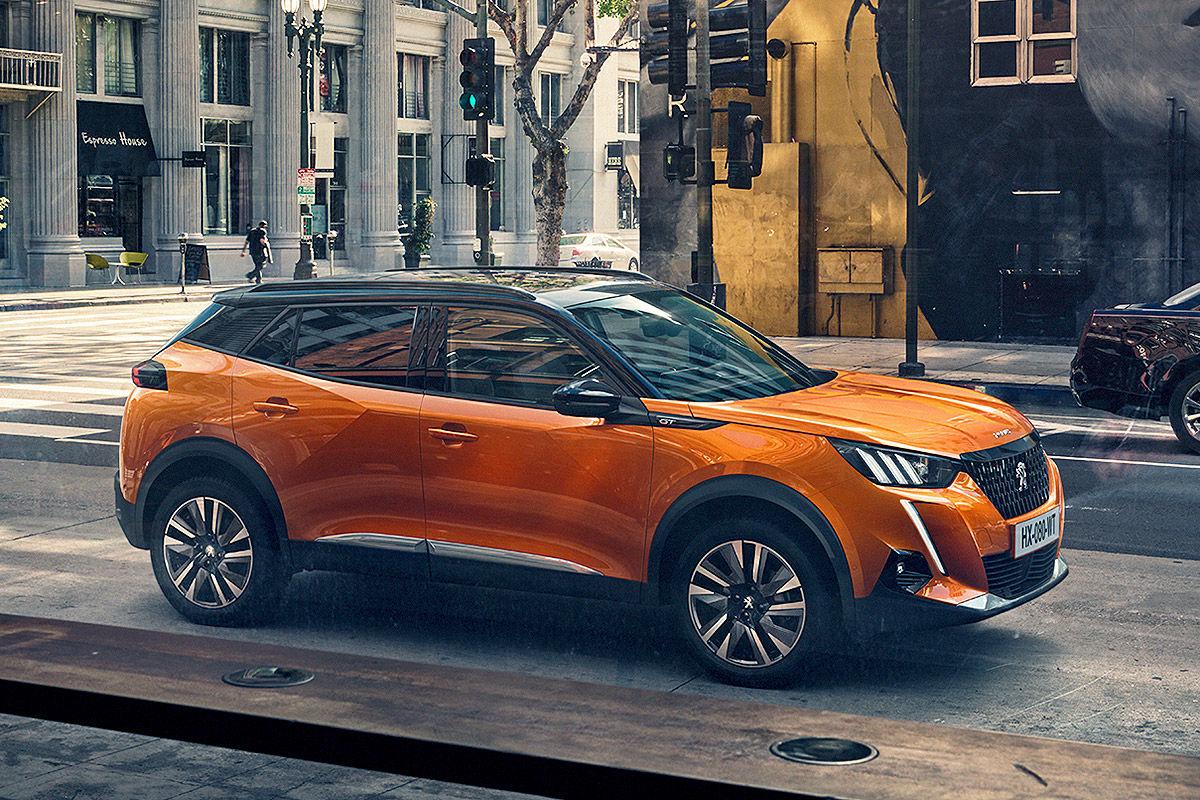 Peugeot 2008 II (2019) 6