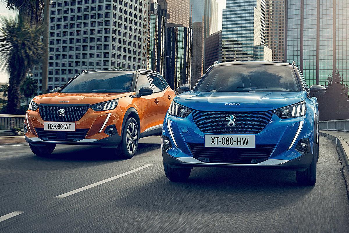 Peugeot 2008 II (2019) 8
