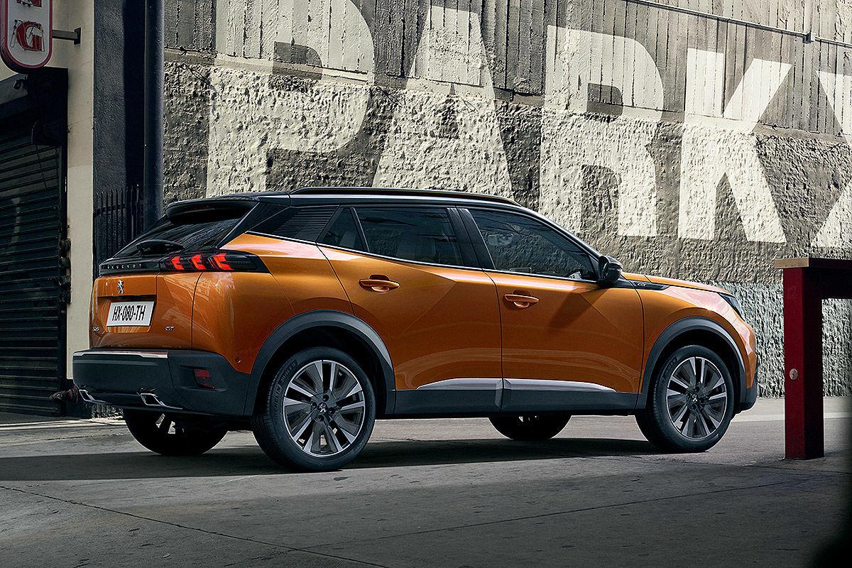 Peugeot 2008 II (2019) 7