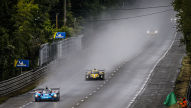 Le Mans: Qualifying-Action