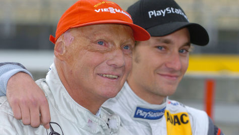 Le Mans: Nach Lauda-Tod