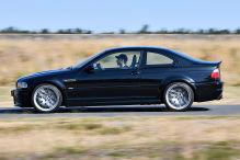 BMW M3 CSL: Stückzahl, Daten, GTR