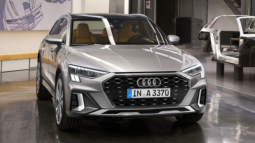 Audi A3 Cityhopper (2020): Neuvorstellung - Skizze - SUV ...