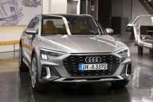 Neues Light-SUV von Audi