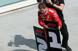 Ferrari legt neue Vettel-Beweise vor