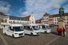 Wohnmobil-Test: Integrierte von Eura, Malibu und Knaus