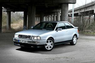 Audi Coupé S2: Klassiker des Tages