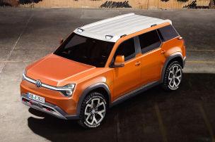 Kommt ein Elektro-Geländewagen von VW?