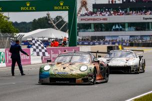Porsche siegt am Grünen Tisch