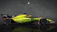 Formel 1: Neue Autos 2021