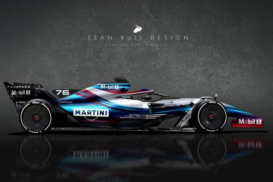 Formel 1 Autos 2021
