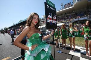 Holland-GP 2020 mit Grid Girls?