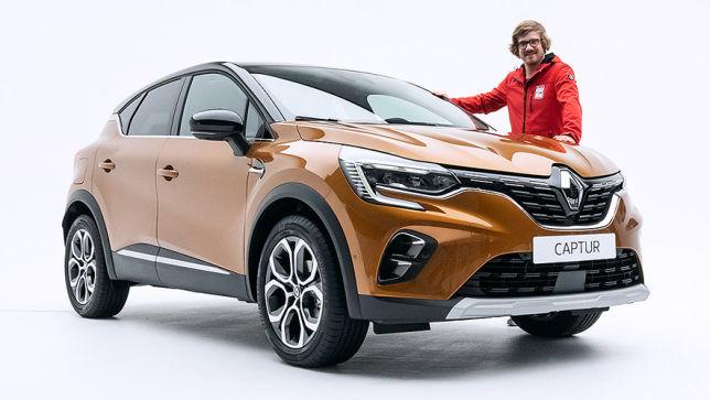 Renault Captur 2019 Neuvorstellung Suv Motor Details