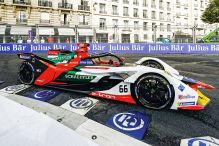 Formel E-Sponsor Julius Bär