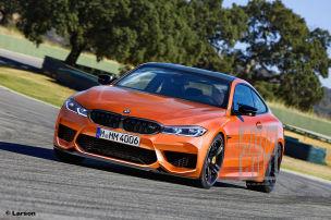 Bis zu 510 PS im neuen BMW M4