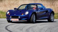 Lotus Elise: Gebrauchtwagen-Test