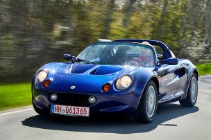 Lotus Elise f�r unter 20.000 Euro