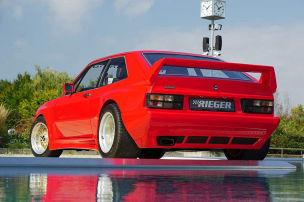 Rieger-Breitbau für den VW Scirocco