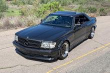 Mercedes 560 SEC AMG 6.0 Breitbau: Gebrauchtwagen