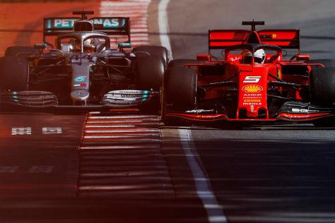 Formel 1: Markos Plädoyer für Vettel