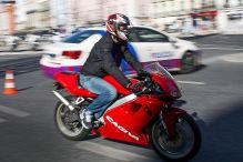 Motorrad fahren ohne Prüfung?