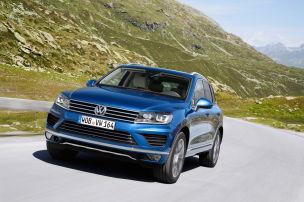 Gebrauchtwagen der Woche: VW Touareg