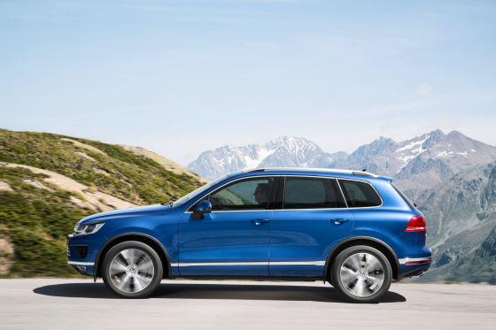 VW Touareg (II): Gebrauchtwagen der Woche