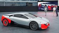 Neue Sport-Studie von BMW