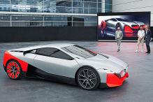 Neue Studie von BMW