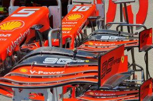 Verleiht dieser Flügel Vettel Flügel?