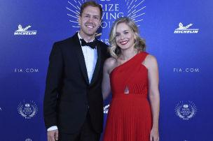 Vettel jetzt Ehemann