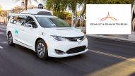 Waymo und Renault-Nissan