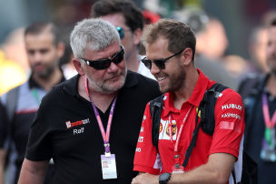 Gibt Vettel langsam auf?