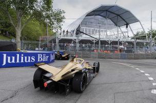 Formel E: Mega-Duell in Bern