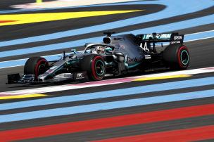 Hamilton macht sich über Ferrari lustig