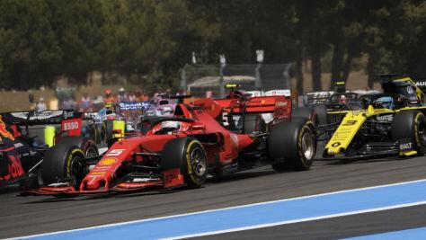 Formel 1: Ferrari widerspricht sich selbst