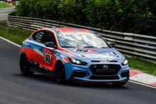 24h Nürburgring: Hyundai