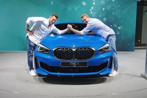 Der neue BMW 1er: zwei Meinungen!