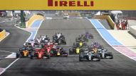 Formel 1: Ferraris Pleitensaison