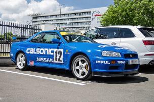 Nürburgring 24h Rennen 2019: Carspotting