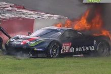 24h Nürburgring: Spektakuläre Unfälle
