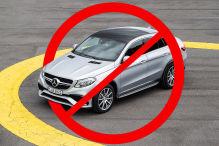 Mercedes GLE & Co: Politiker gehen gegen SUVs vor